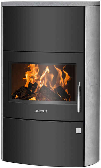 JUSTUS Kaminofen »Agero W+«, 7 kW, Zeitbrand