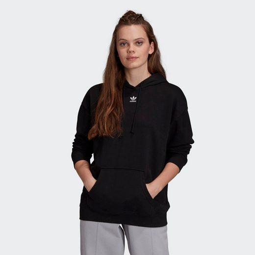adidas Originals Trainingspullover »Trefoil Essentials Hoodie«