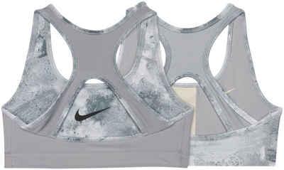 Nike Sporttop »GIRLS SWOOSH REVERSIBLE BRA« Zum Wenden!