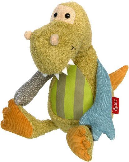 Sigikid Kuscheltier »Patchwork Sweety Dino«, Made in Europe