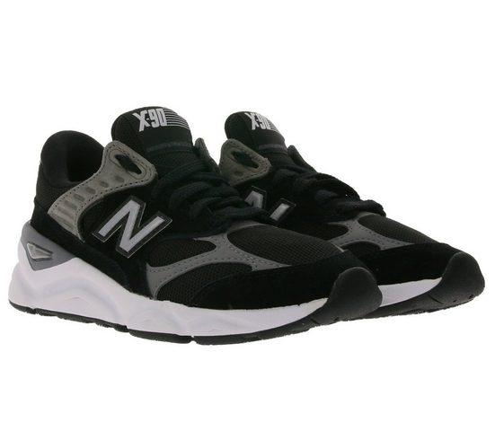 New Balance »New Balance WSX90 Sneaker anziehende Damen Fitness-Schuhe mit REVLite-Zwischensohle Sport-Schuhe Schwarz« Sneaker