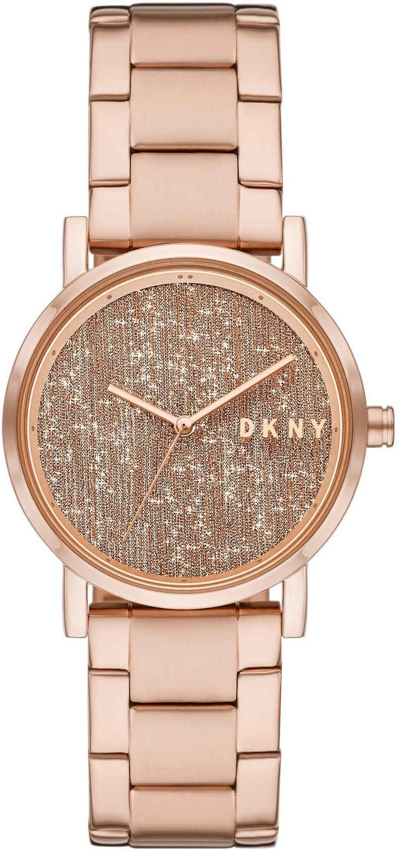 DKNY Quarzuhr »Soho, NY2987«