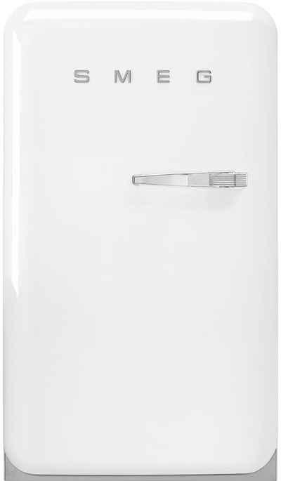 Smeg Kühlschrank FAB10HLWH5, 97 cm hoch, 54,5 cm breit