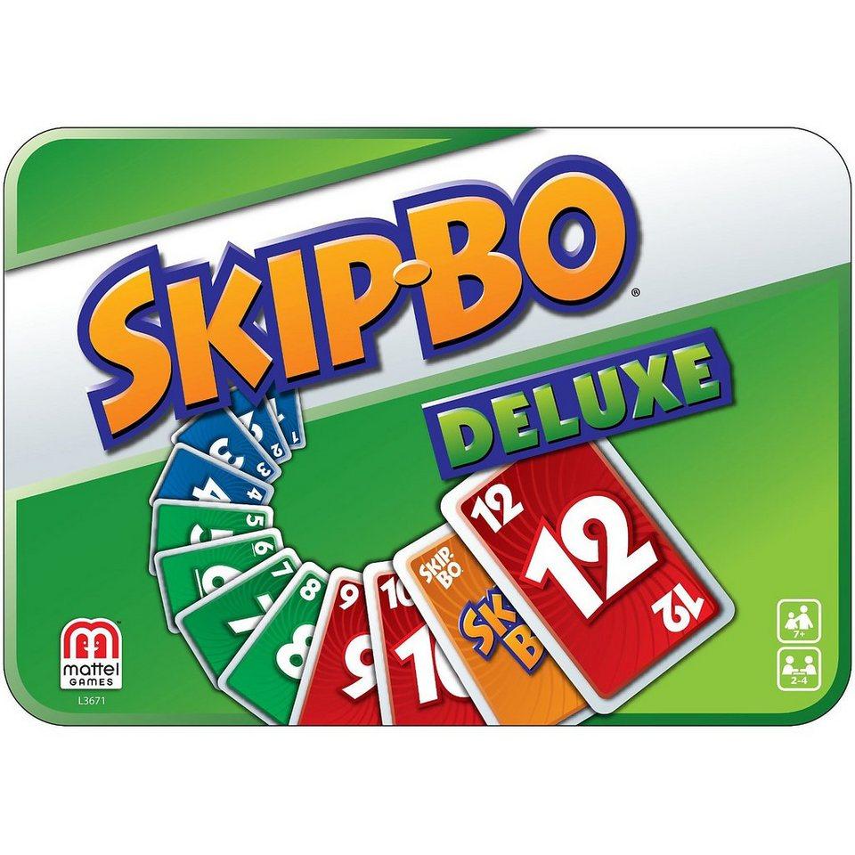 Skip Bo Spielanleitung