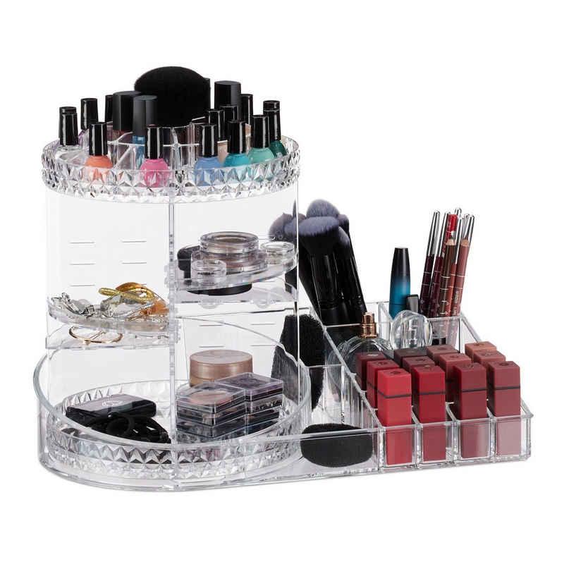 relaxdays Make-Up Organizer »XL Make Up Organizer«