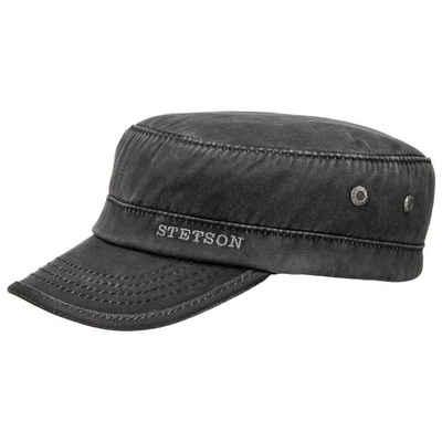 Stetson Army Cap (1-St) Urbancap mit Schirm