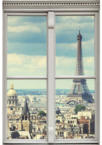 queence Wandsticker »Paris«