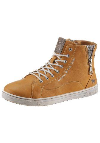 Mustang Shoes Sneaker su nedidelis Zierreißverschlus...