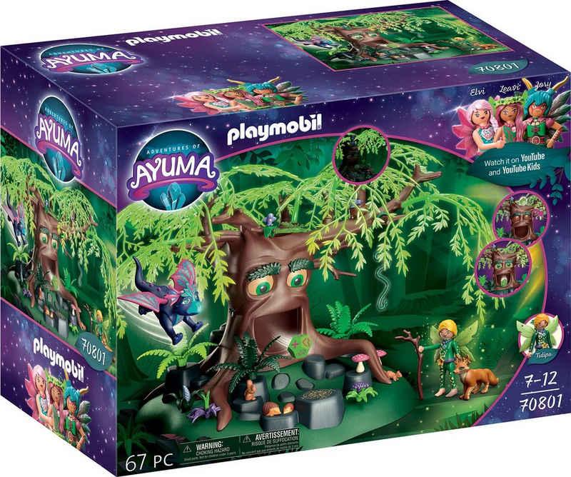 Playmobil® Konstruktions-Spielset »Baum der Weisheit (70801), Adventures of Ayuma«, (67 St), Made in Germany
