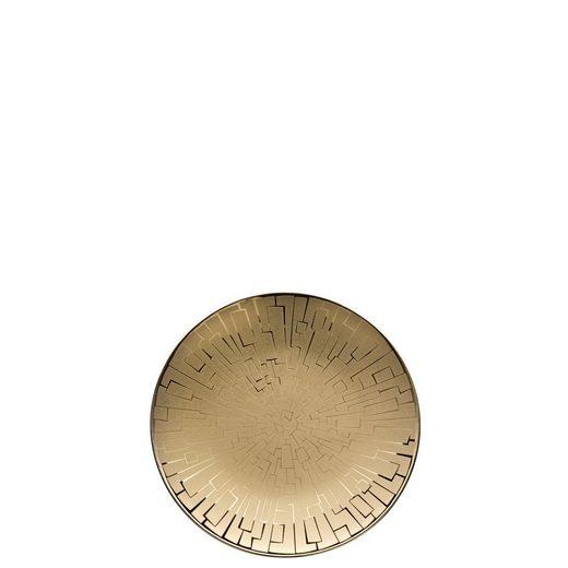 Rosenthal Brotteller »TAC Gropius Skin Gold Brotteller 16 cm«