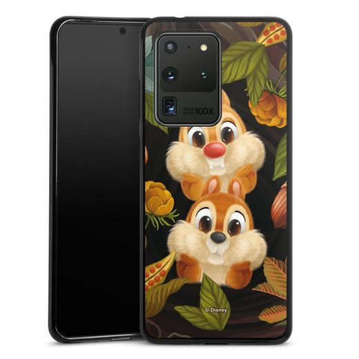 DeinDesign Handyhülle »Chip and Chap« Samsung Galaxy S20 Ultra, Hülle Disney Chip und Chap Offizielles Lizenzprodukt