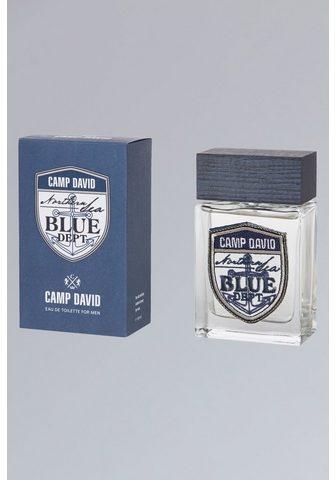 CAMP DAVID Eau de Toilette Glasflakon