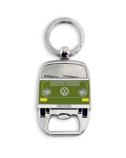 VW Collection by BRISA Schlüsselanhänger »VW Bulli T2«, Softemaille/Vernickelt