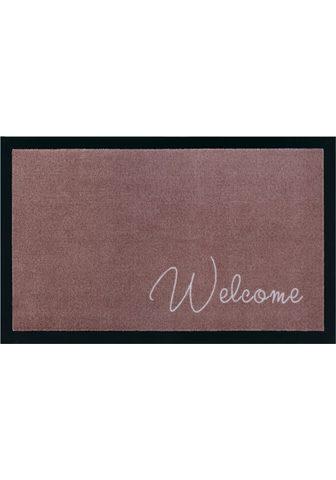 Home affaire Durų kilimėlis »Welcome« rechteckig au...