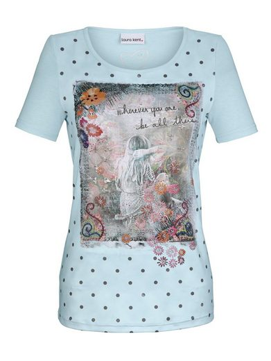 Laura Kent Shirt mit Motivdruck