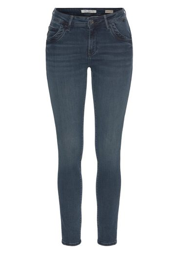 Mavi Skinny-fit-Jeans »ADRIANA-MA« perfekte Passform durch Stretch-Denim