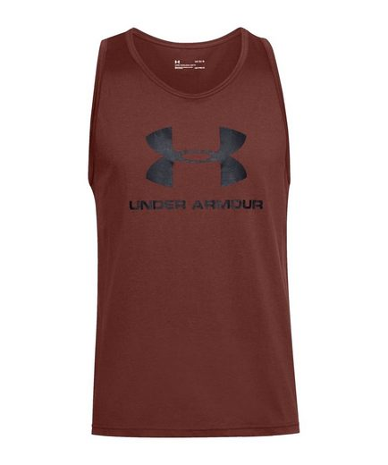 Under Armour® Tanktop »Sportstyle Logo Tanktop«