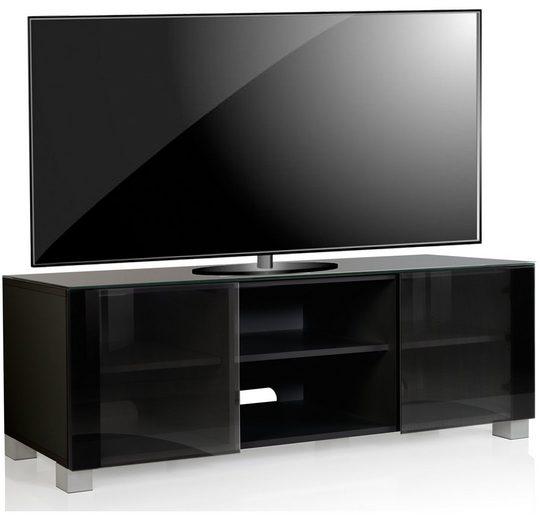 """VCM TV-Board »TV Lowboard mit Rollen """"Luxala""""«"""