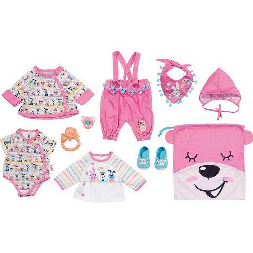 Zapf Creation® Puppenkleidung »BABY born® Deluxe Erstausstattung Set 43 cm«