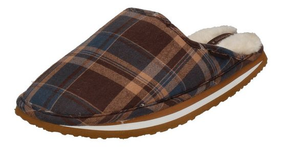 Cool Shoe »Home Men« Hausschuh Plaid