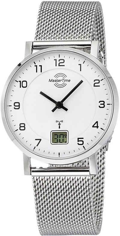 MASTER TIME Funkuhr »Advanced, MTLS-10740-12M«