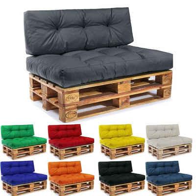 Easysitz Sitzkissen »Palettenkissen Set«, 120 x 80 cm für Europaletten