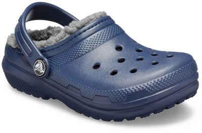 Crocs »Classic Lined Clog« Hausschuh mit kuscheligem Warmfutter
