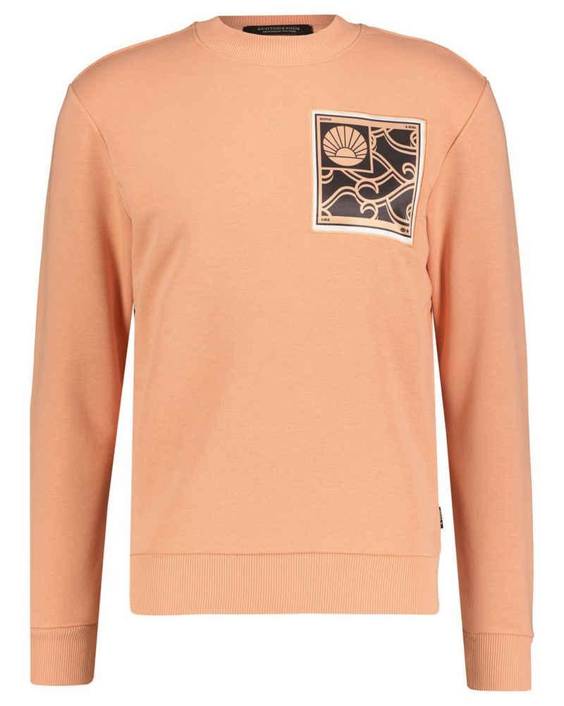 Scotch & Soda Sweatshirt »Herren Sweatshirt«