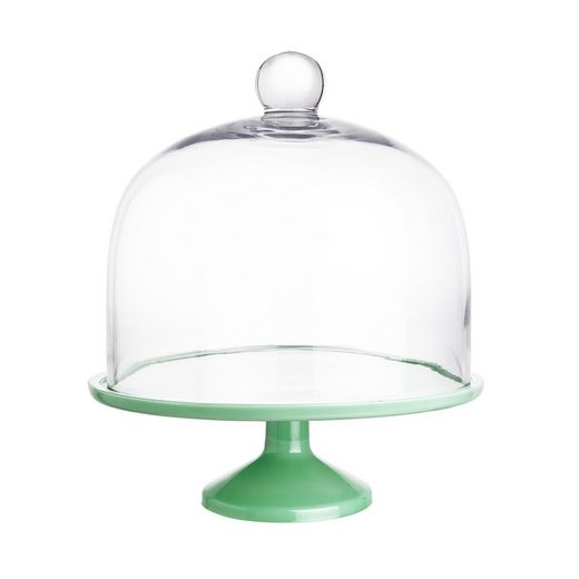 BUTLERS Tortenplatte »CAKERY Kuchenplatte mit Glasglocke Höhe 35cm«