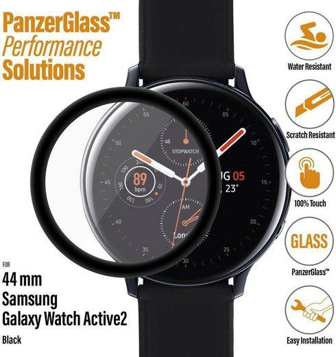 PanzerGlass »Schutzglas für Samsung Galaxy Watch Active 2, 44mm« für Samsung Galaxy Watch Active 2, Displayschutzglas, 1 Stück