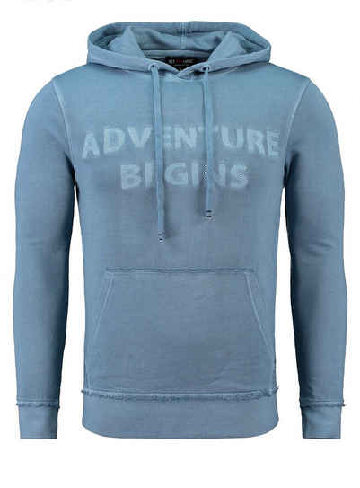 Key Largo Kapuzensweatshirt »MSW ADVENTURE« in tollem Design