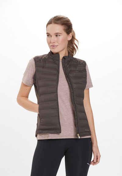 ENDURANCE Softshellweste »REITTA W Hybrid Vest« mit wärmenden Stepp-Einsätzen