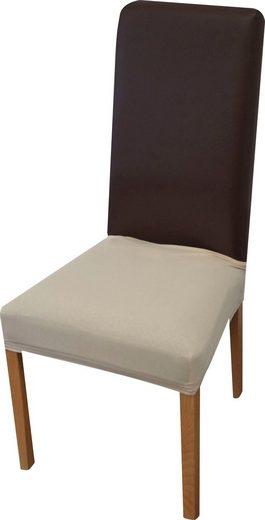Sitzflächenhusse »Miriam«, Dohle&Menk, mit hohem Baumwollanteil (2 Stück)
