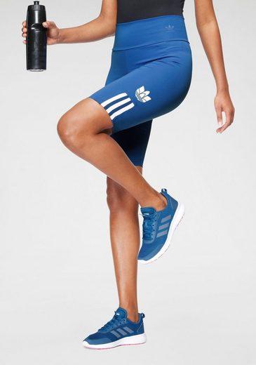 adidas Originals Radlerhose »ADICOLOR 3D TREFOIL«