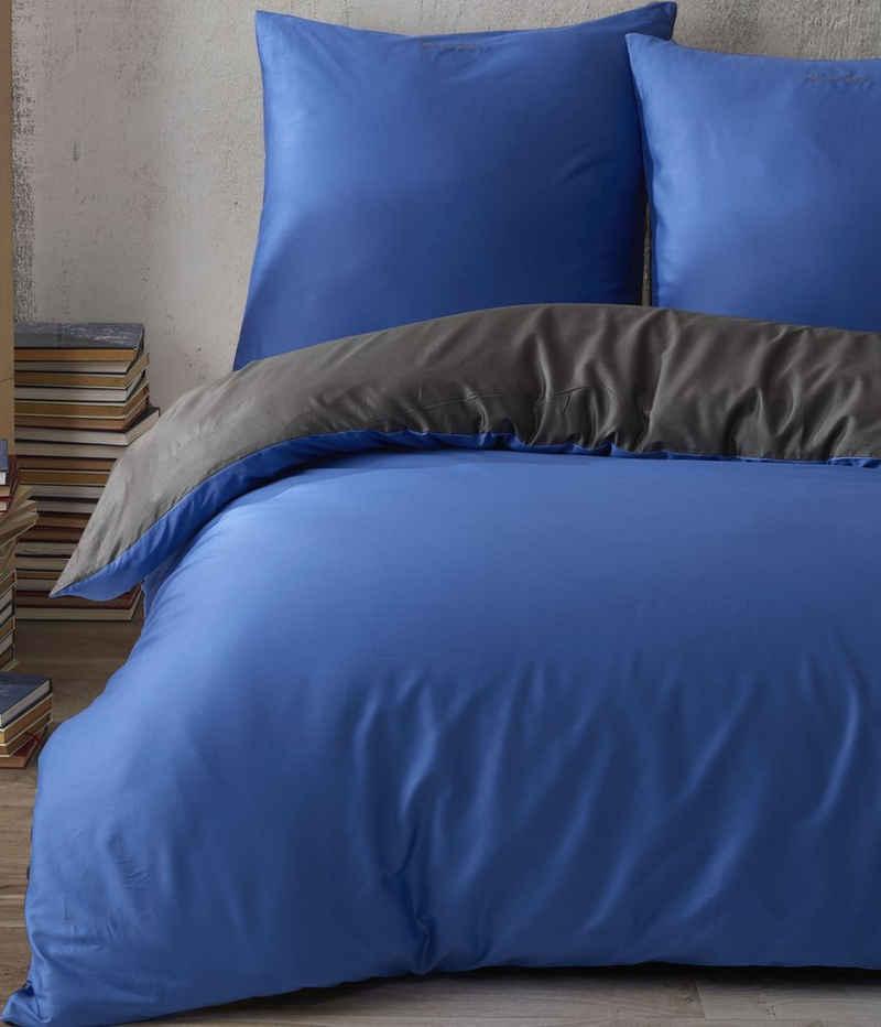 Bettwäsche, Leonado Vicenti, aus hochwertigem Edel-Satin