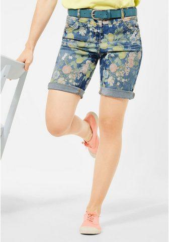 Cecil Džinsiniai šortai 5-Pockets Style