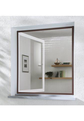 hecht international Insektenschutz-Fenster »MASTER SLIM« b...