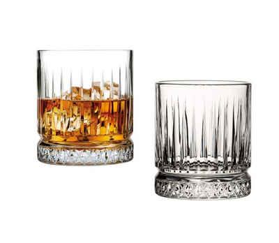 Pasabahce Whiskyglas »Whiskyglas, 4-teilige Profi-Packung, Modell Elysia CL 21 Groesse cm 8,5h diam.7,3 Wassergläser«