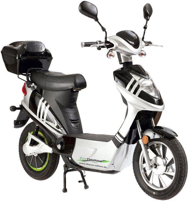 DIDI THURAU Elektroroller »City Star Plus«, 40 km/h, Inkl. Rundum-Sorglos-Paket*