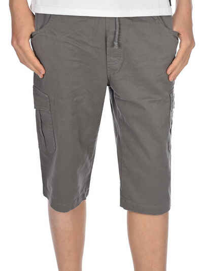 BEZLIT Bermudas »Kinder Jungen Cargo Shorts« (1-tlg) mit elastischem Bund