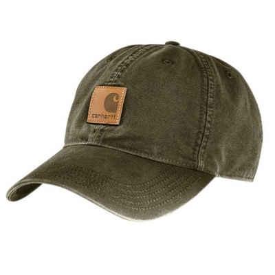 Carhartt Baseball Cap »Odessa 100289« mit Schweißband und Klettverschluss