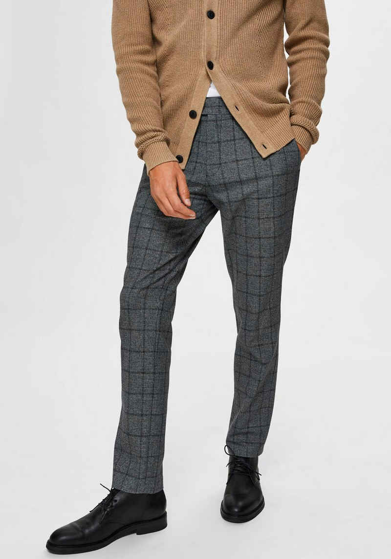 SELECTED HOMME Chinohose »SLIM-CARLO COTFLEX PANTS«