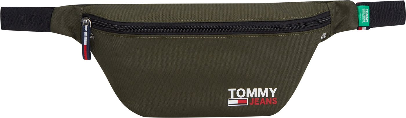 tommy jeans -  Bauchtasche »TJM CAMPUS BUMBAG«, aus recyceltem Material