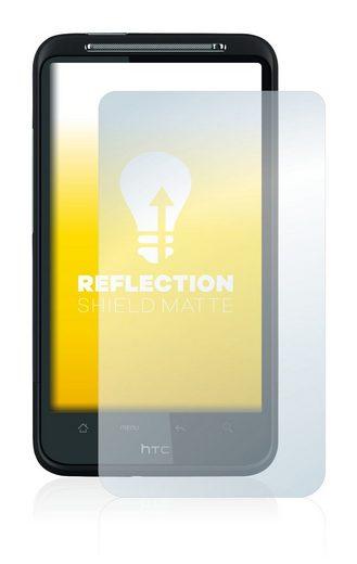upscreen Schutzfolie »für HTC Desire HD«, Folie Schutzfolie matt entspiegelt
