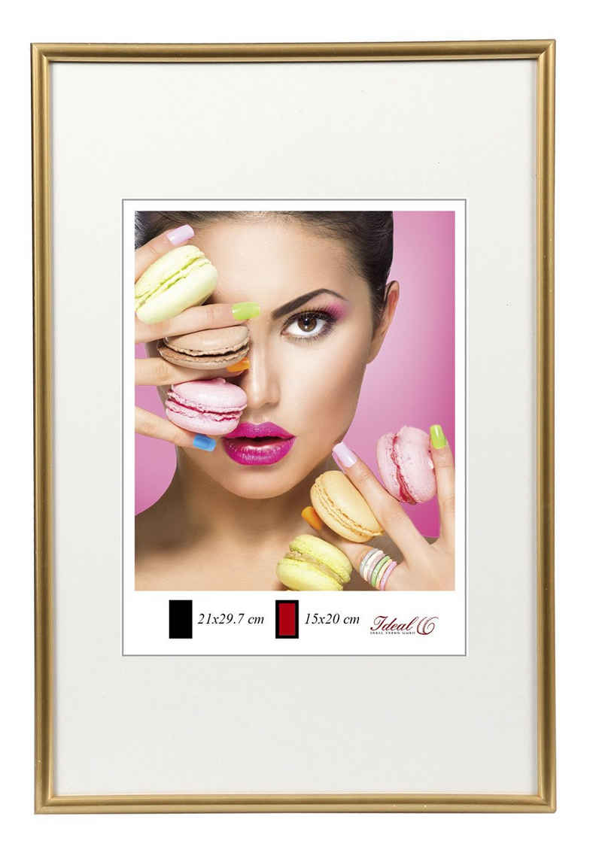 IDEAL TREND Bilderrahmen »Photo Style Kunststoff Bilderrahmen 20x20 cm bis 50x70 cm DIN A4 A3 Fotorahmen«