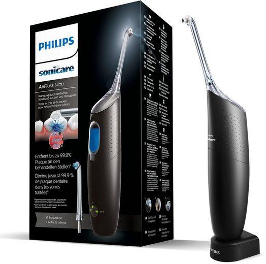 Philips Sonicare AirFloss Ultra HX8438, Aufsätze: 2 St., zur Zahnzwischenraumreinigung