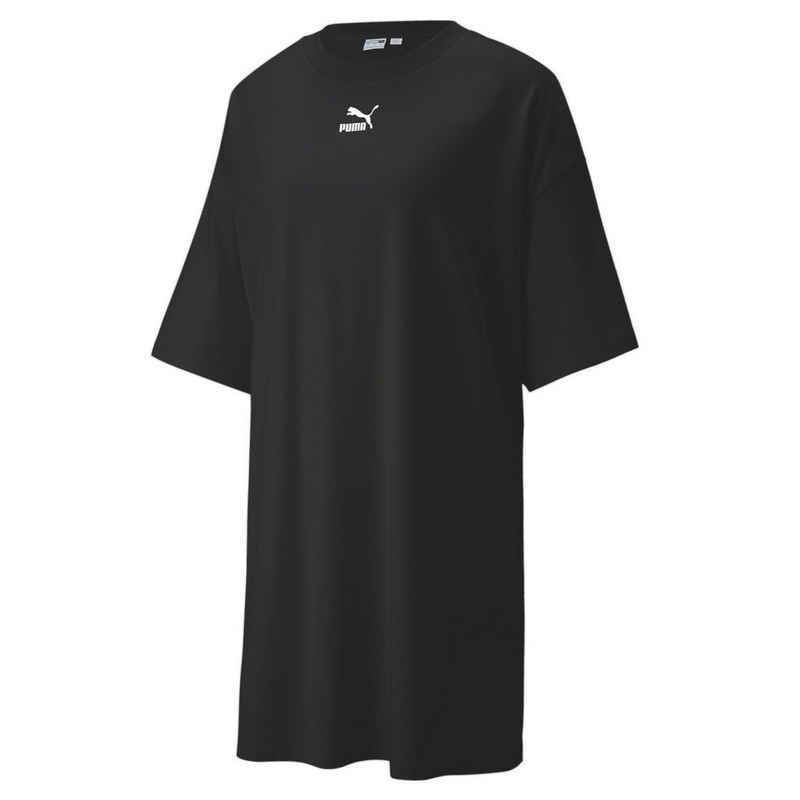 PUMA Sweatkleid »Classics Damen T-Shirt-Kleid«
