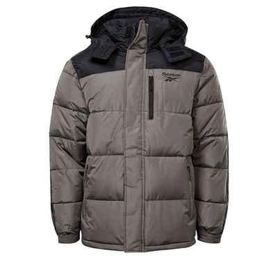 Reebok Funktions-Kapuzensweatjacke »Winter Puffer Jacket«