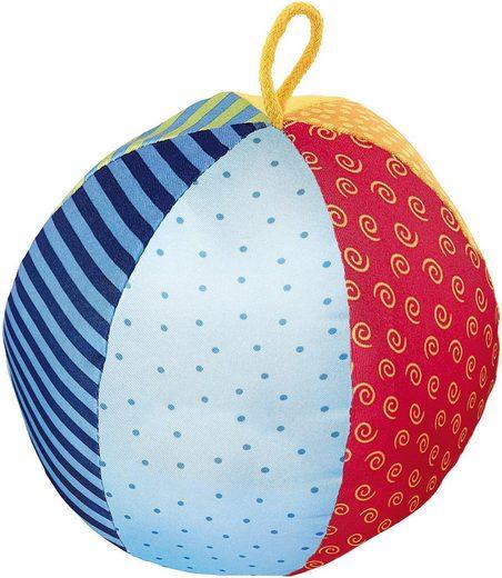 Sigikid Rasselball »Soft-Aktiv-Ball, 11 cm (49580)«