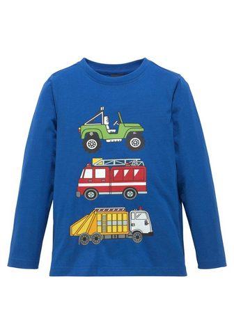 KIDSWORLD Marškinėliai ilgomis rankovėmis »COOL ...